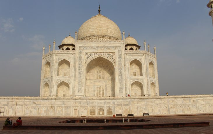 Agra, muito além do Taj Mahal