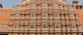 Jaipur, a vibrante capital do Rajastão