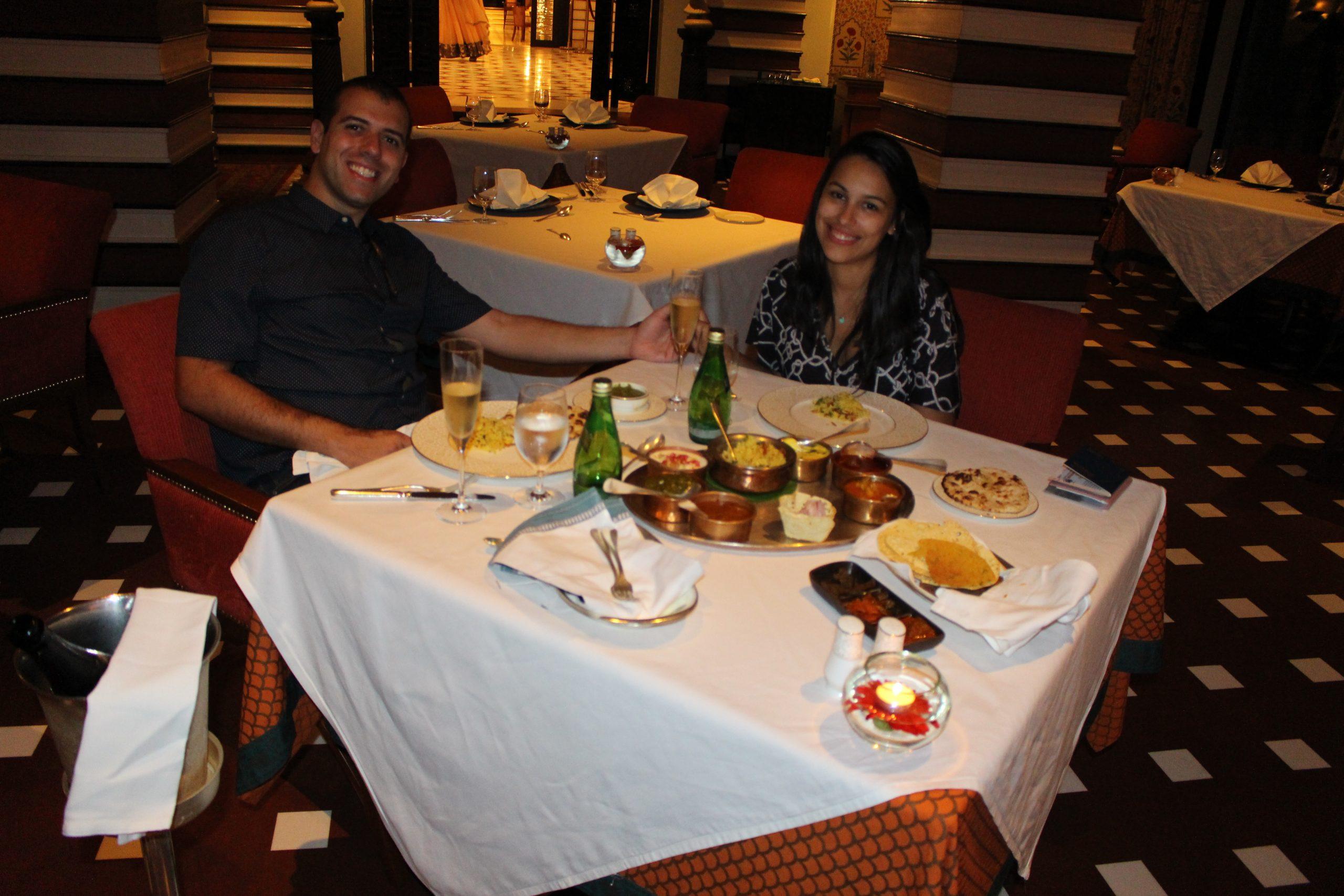 Restaurante_Agra_India