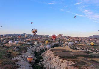 O que fazer na Capadócia, a região mais mágica da Turquia