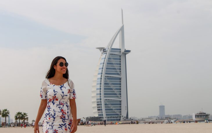 Roteiro de 2 dias nos Emirados Árabes: entre Dubai e Abu Dhabi