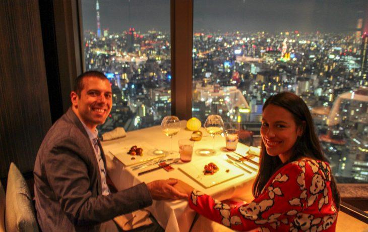 Sense: uma das experiências gastronômicas mais incríveis de Tokyo