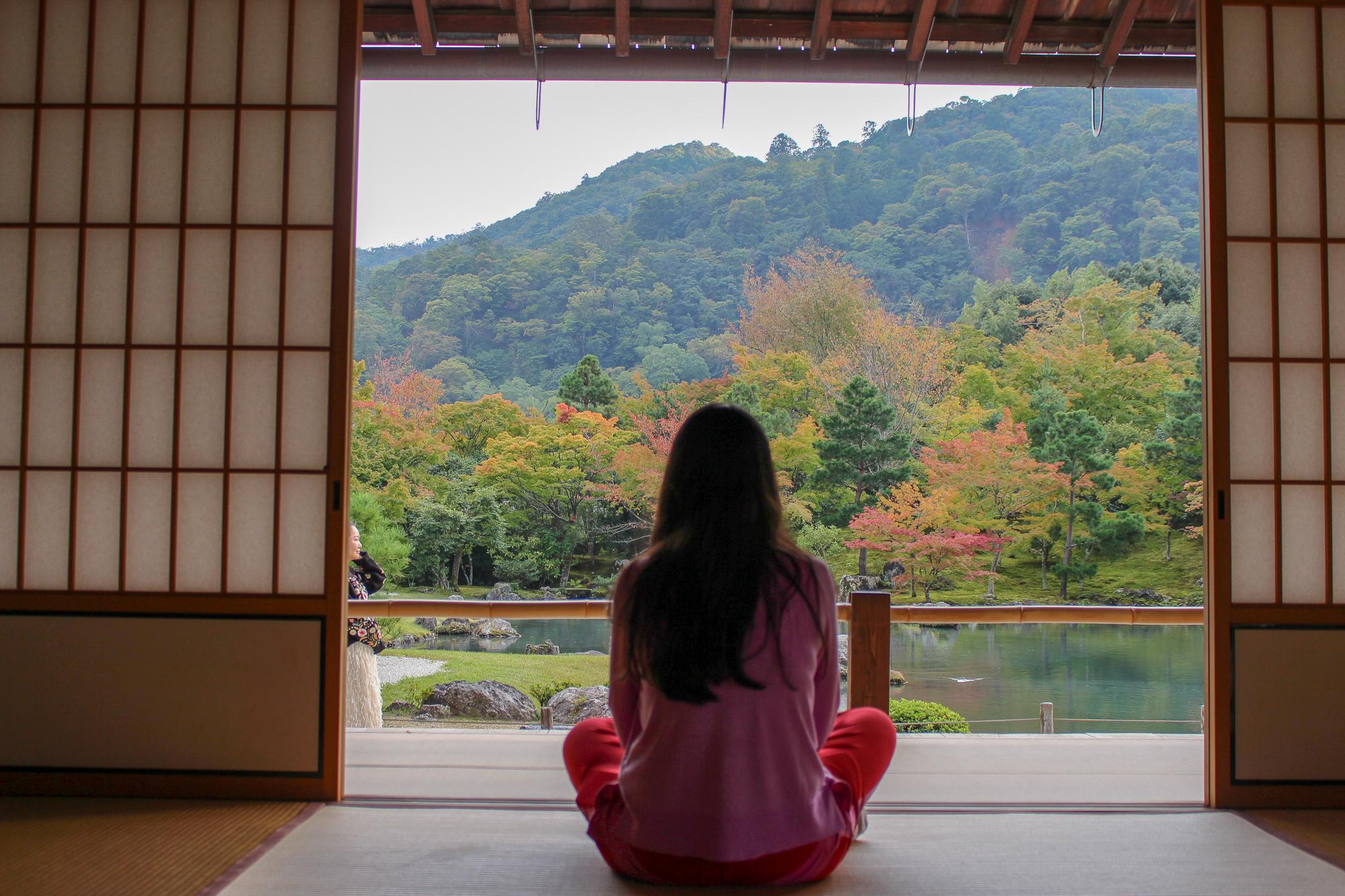 Arashiyama_Tenryu-ji_meditacao