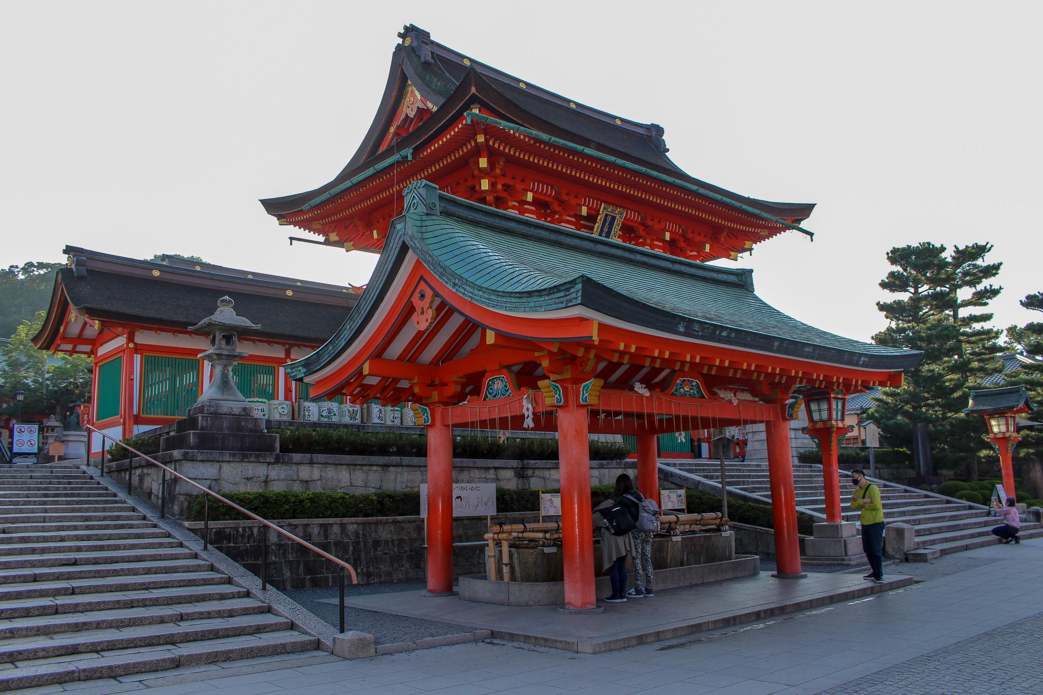 Fushimi_Inari_entrada