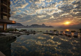 Novidade no Rio de Janeiro: Spirit Copa Bar no Fairmont Rio