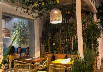 Restaurantes com varanda e área externa no Rio de Janeiro